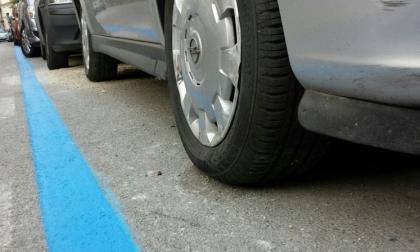 Nuove agevolazioni per chi sosta nei parcheggi blu