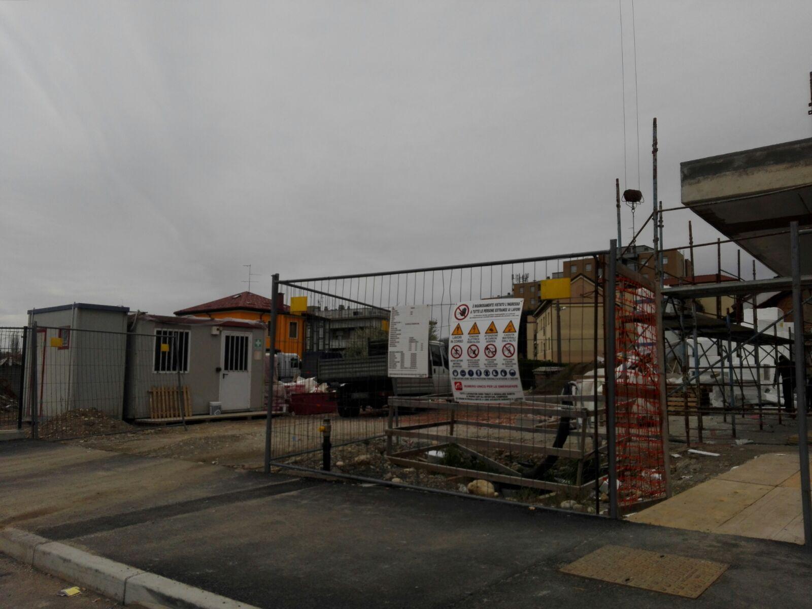Grave infortunio sul lavoro in un cantiere edile
