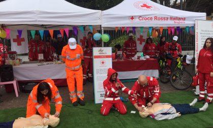 Alla Festa delle associazioni si impara a salvare una vita