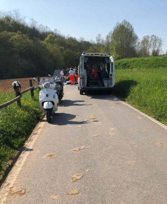 Motociclista morto nel Lecchese: è di Monza