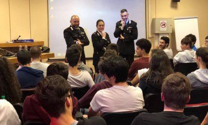 A scuola di legalità con i Carabinieri