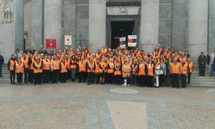Volontari di Auto Amica in festa oggi a Seregno