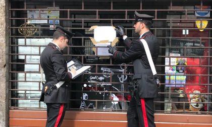Ritrovo abituale di pregiudicati: Carabinieri chiudono un bar