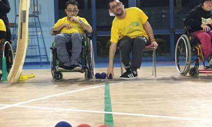 La lezione di vita di Ciro innamorato della boccia paralimpica
