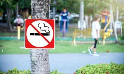 A Vimercate il sindaco vieta il fumo nei parchi