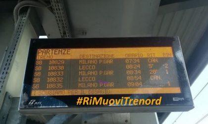 """Pendolari infuriati """"Il servizio di Trenord sceso a livelli mai visti"""""""