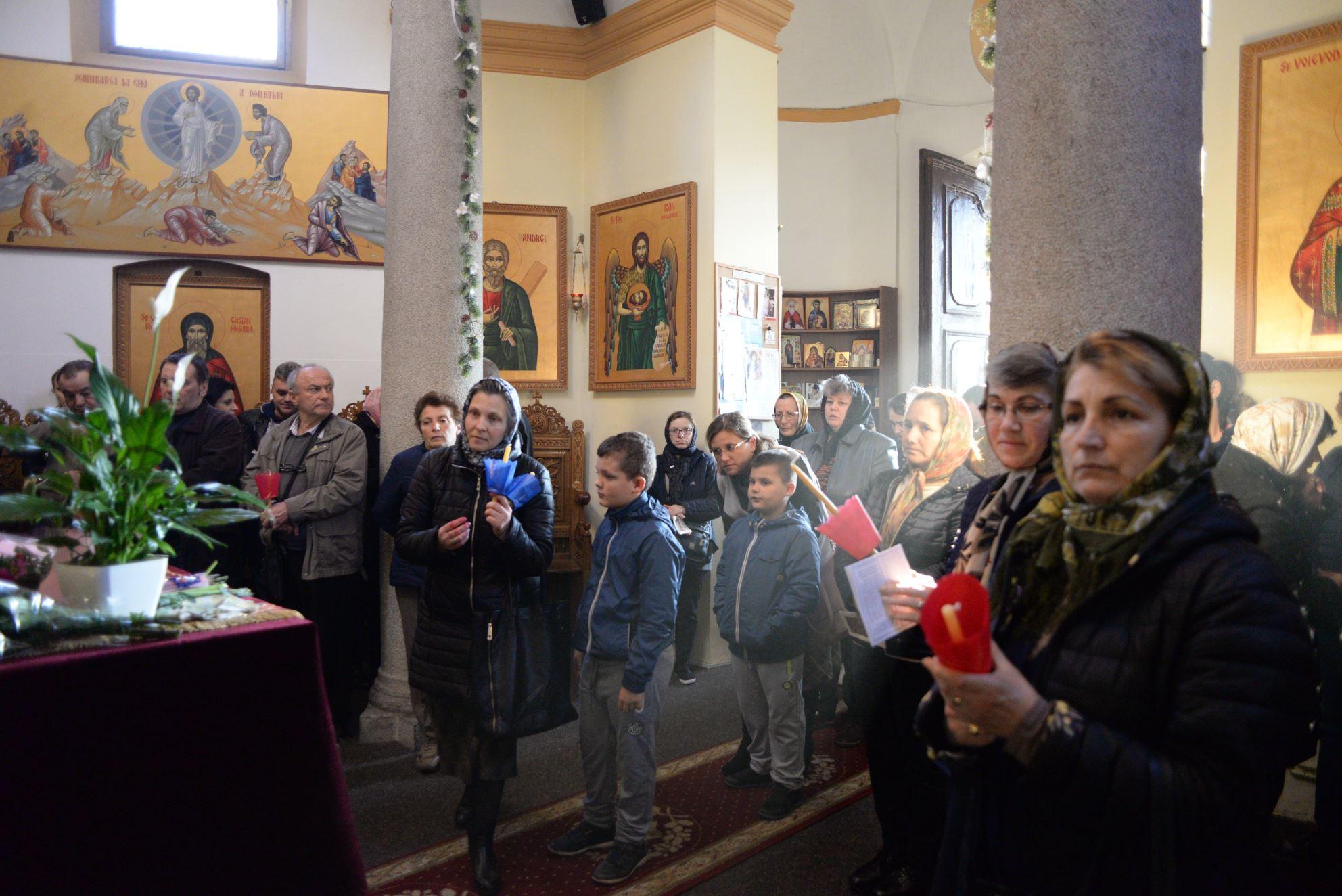 A Monza si celebra la Pasqua ortodossa
