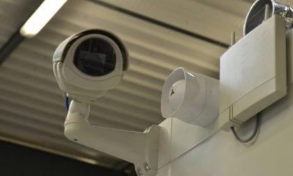 Sicurezza, arriva la videosorveglianza