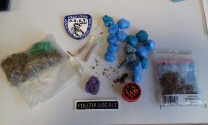 Droga e arnesi da scasso: una settimana di sequestri