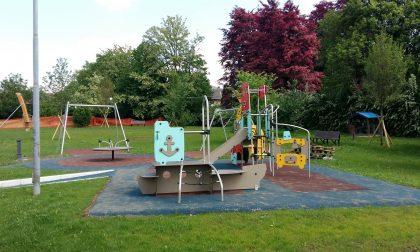 Sabato a Triuggio si inaugura il nuovo parco giochi