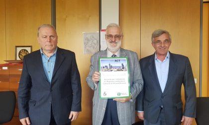 Cava Borgonovo: siglato l' accordo di attrattività per nuovi insediamenti