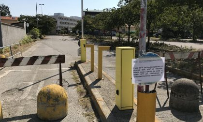 Il parcheggio del vecchio ospedale passa al Comune e riapre