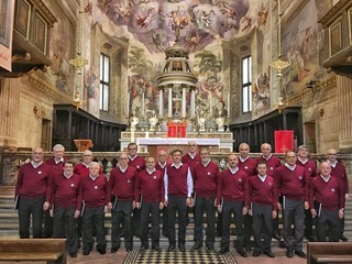 Vimercate e Saint-Vincent cantano insieme