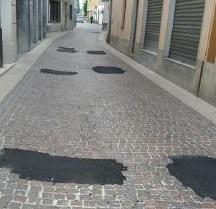 L'asfaltatura di via Roma infiamma il Consiglio a Lentate