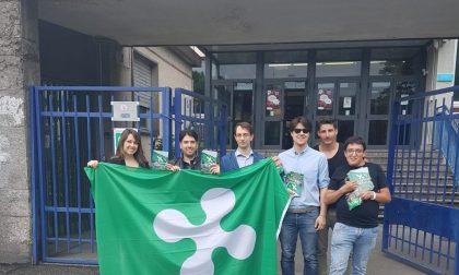 Festa della Lombardia: Giovani padani nelle scuole della Brianza