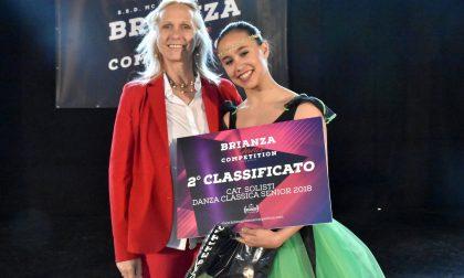 Veronica Matta premiata al Brianza Dance Competition