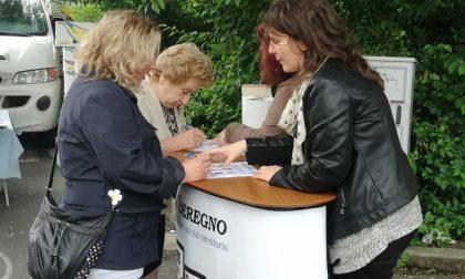 Elezioni comunali 2018 | Al mercato il Giornale di Seregno incontra gli elettori FOTO