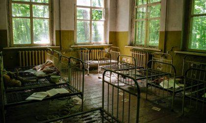 Chernobyl le foto dei luoghi del disastro oltre trent'anni dopo