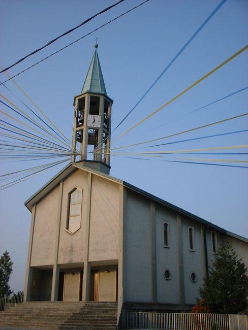 Chiesa S.Francesco.Laghetto