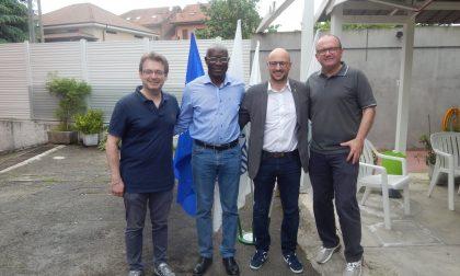 Elezioni Seveso, c'è Iwobi a sostegno della Lega