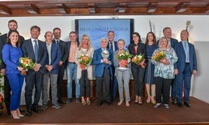 Premio Walter Fontana 2018 di Cancro Primo Aiuto a Eugenio Cremascoli