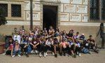 Studenti in gita a Ceska Trebova gemellata con Agrate