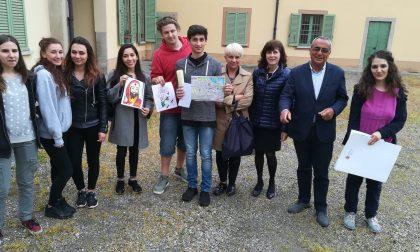 Trezzo onora gli studenti del Nizzola chiamati a ridisegnare il volto turistico della città FOTO