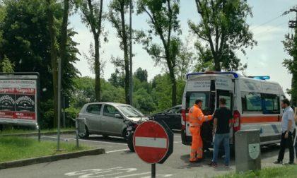 Incidente a Montesiro, ferito un  48enne