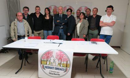 """Elezioni comunali 2018   La lista """"Cittadini per Macherio"""" si presenta"""