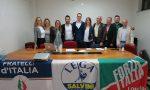 Elezioni comunali 2018 | Il candidato sindaco Federico Ferrario presenta la sua squadra