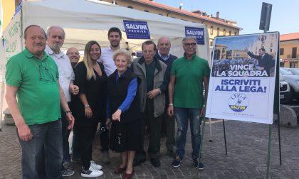 "Muggiò: Lega Nord in piazza ""condivisa"" dal leader Salvini"
