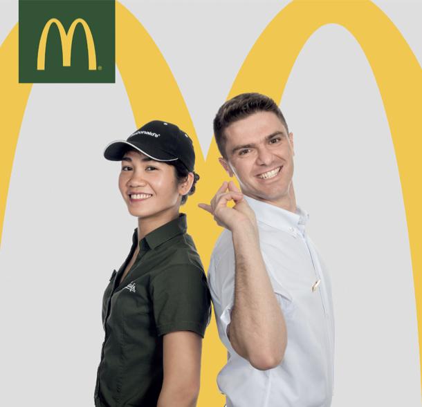 Offerte di lavoro a Monza e Concorezzo con McDonald's