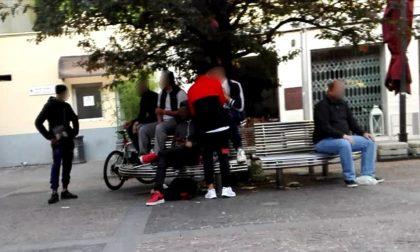 Baby gang tengono in scacco il centro –  FOTO
