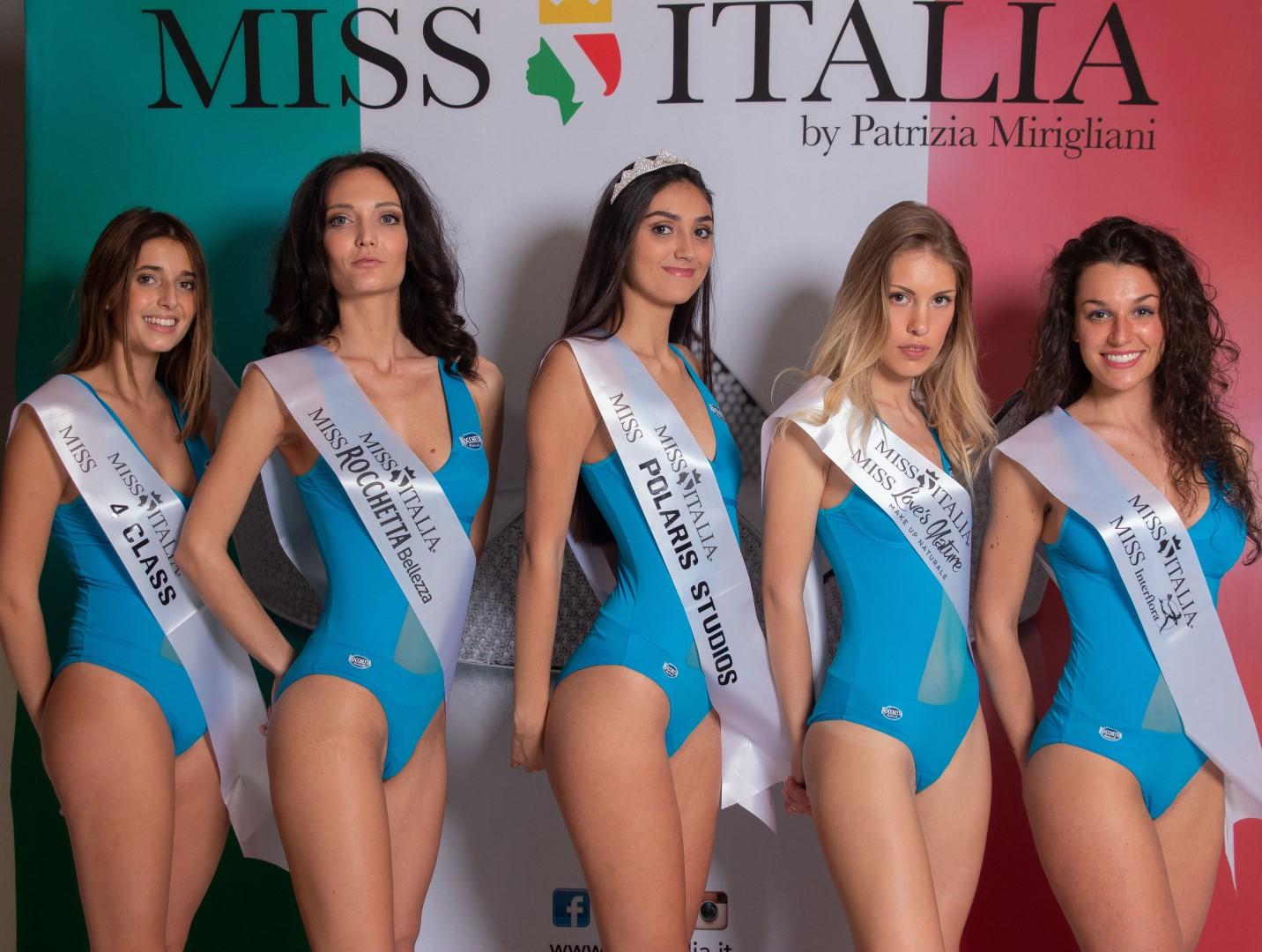 Miss Polaris Studios ECCO LE FINALISTE