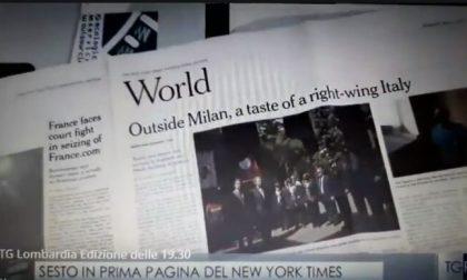 """Le """"politiche di Destra"""" del sindaco sul New York Times"""