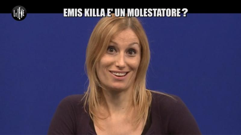 Si finge Emis per molestare ragazze, ma il vero Killa lo smaschera
