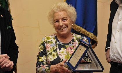 Addio a Franca Casati storica presidente del Panathlon