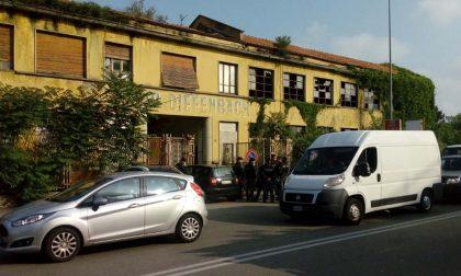 Diefenbach Monza occupata dai rom di nuovo sgomberata