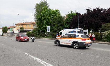 Incidente sulla Monza – Saronno, motociclista trasportato al San Gerardo