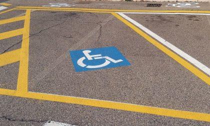 Parcheggi, un'ora gratuita per i disabili