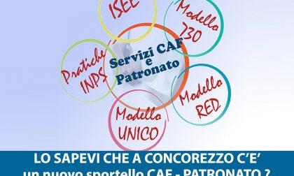 Caf a Concorezzo, novità per i contribuenti