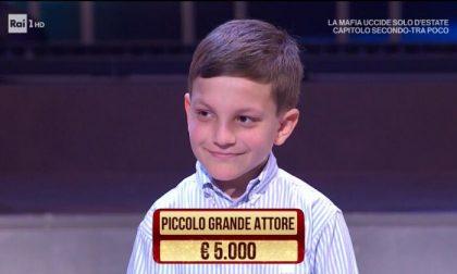 Andrea, il piccolo attore che ha vinto la sfida più grande