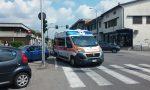 Incidente auto moto, 36enne in ospedale