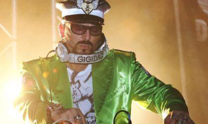 Al Polaris di Carate sale la febbre per Gigi D'Agostino