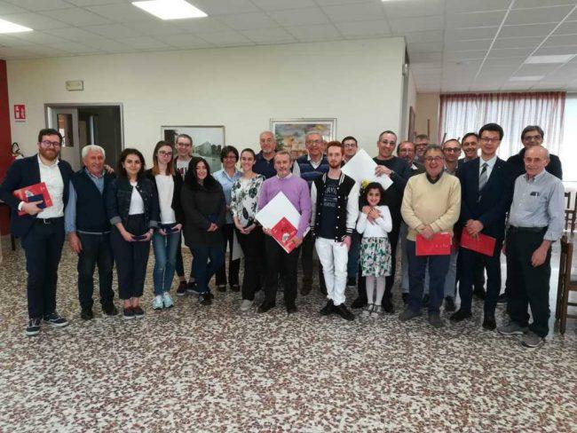 premiazioni progetto monumento don Beretta