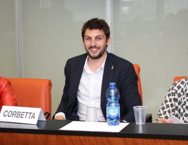 Corbetta eletto vice presidente della commissione Autonomia