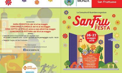 """SanFru in festa"" con eventi, mostre e premiazioni"