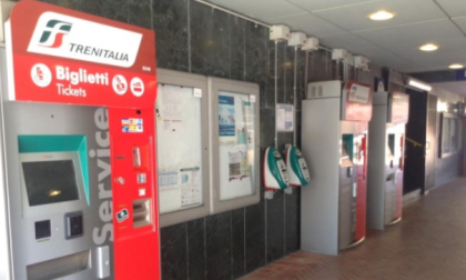 Sciopero biglietterie dei treni in Lombardia