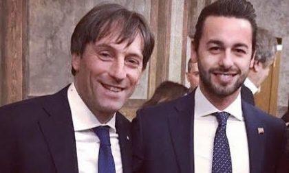 Elezioni comunali, Luca Veggian si presenta: il centrodestra a forza 5