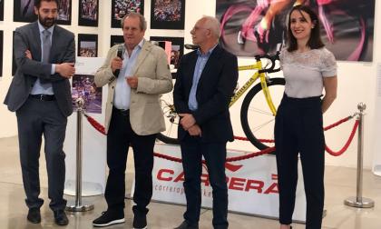 Fotoreporter brianzolo protagonista al Giro d'Italia 2018